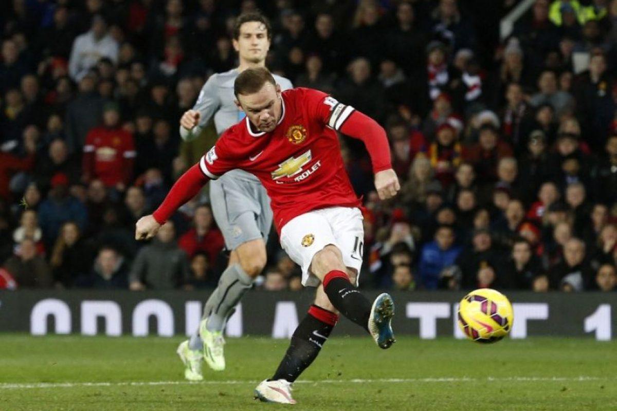 Y no pidieran fotos a Rooney Foto:AFP