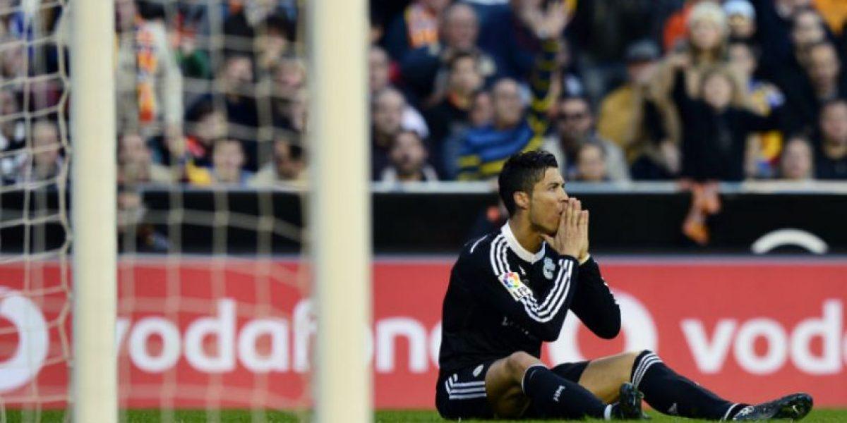 El Real Madrid pierde su histórica racha de triunfos