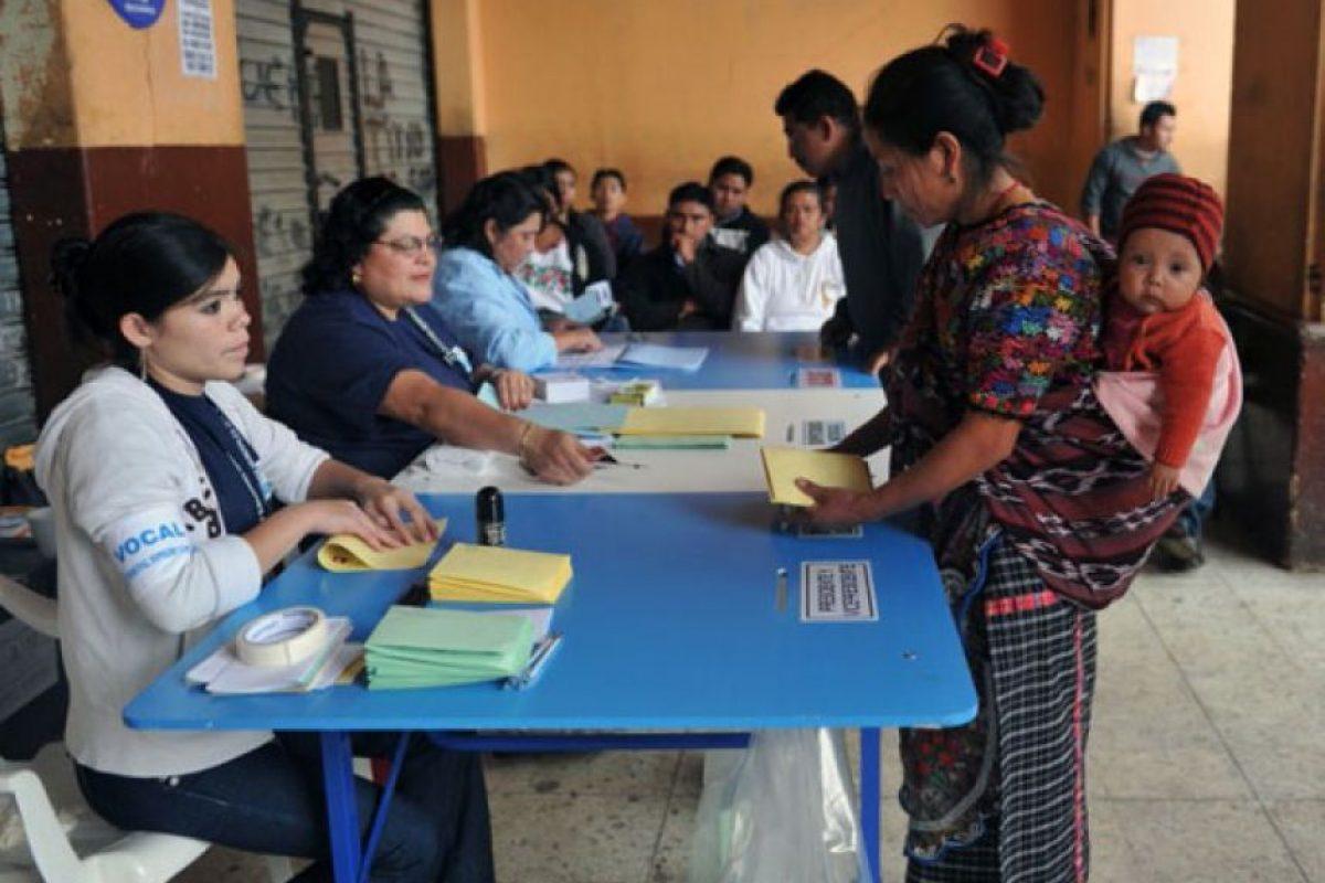 Este año habrán elecciones generales. Foto:Publinews