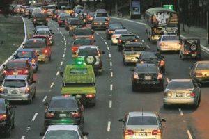 Más de dos millones de vehículos hay en el país. Foto:Publinews