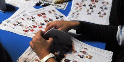 Se espera la participación de 8 millones de empadronados. Foto:Publinews