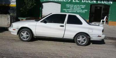 Detienen a dos secuestradores de vehículos en Jutiapa