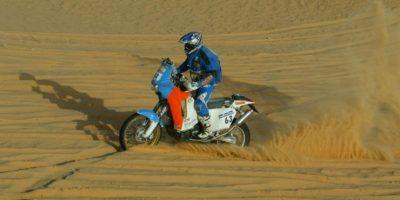 Guatemalteco termina primera etapa del Rally Dakar