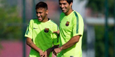 Los futbolistas no habían tenido problemas antes Foto:Getty