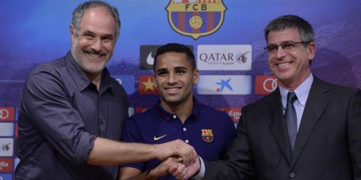 Barcelona destituye a su director deportivo Andoni Zubizarreta