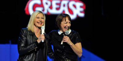 """FOTOS: Sandy y Frenchy de """"Grease"""" juntas después de más de 30 años"""
