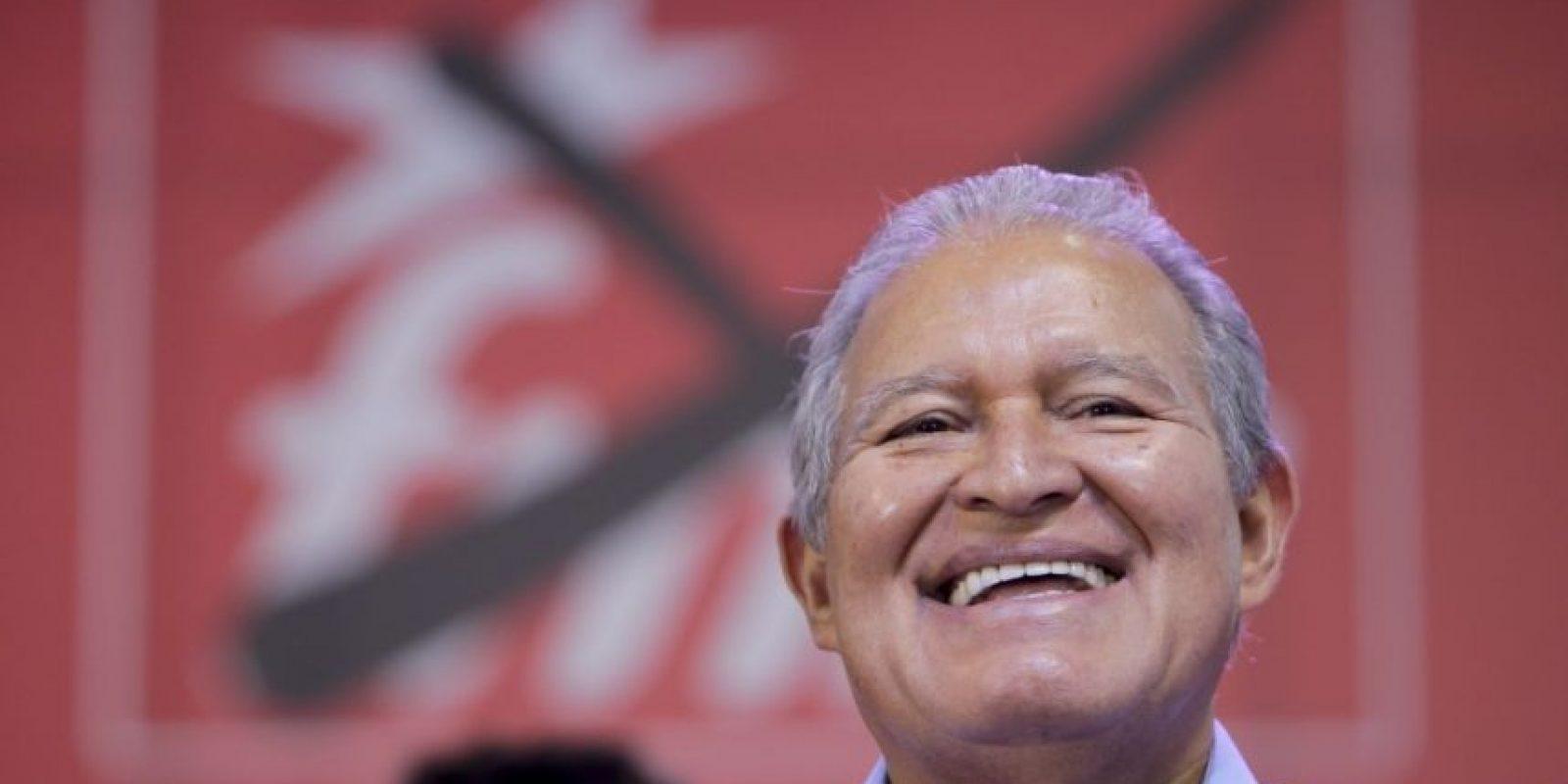 El gobernante de El Salvador participará en la reunión del Sica, en marzo Foto:Agencias