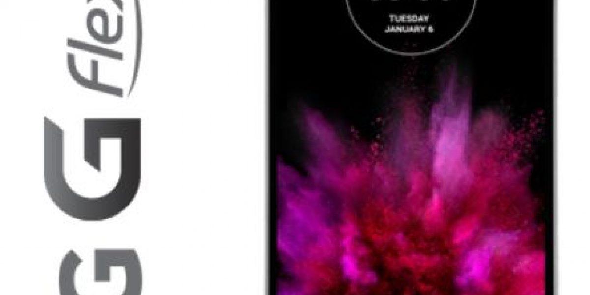 LG G Flex 2: El smartphone curvo que se dobla y no se rompe