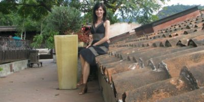 FOTOS. Conoce a la famosa actriz que vino a hacer tortillas a Guatemala