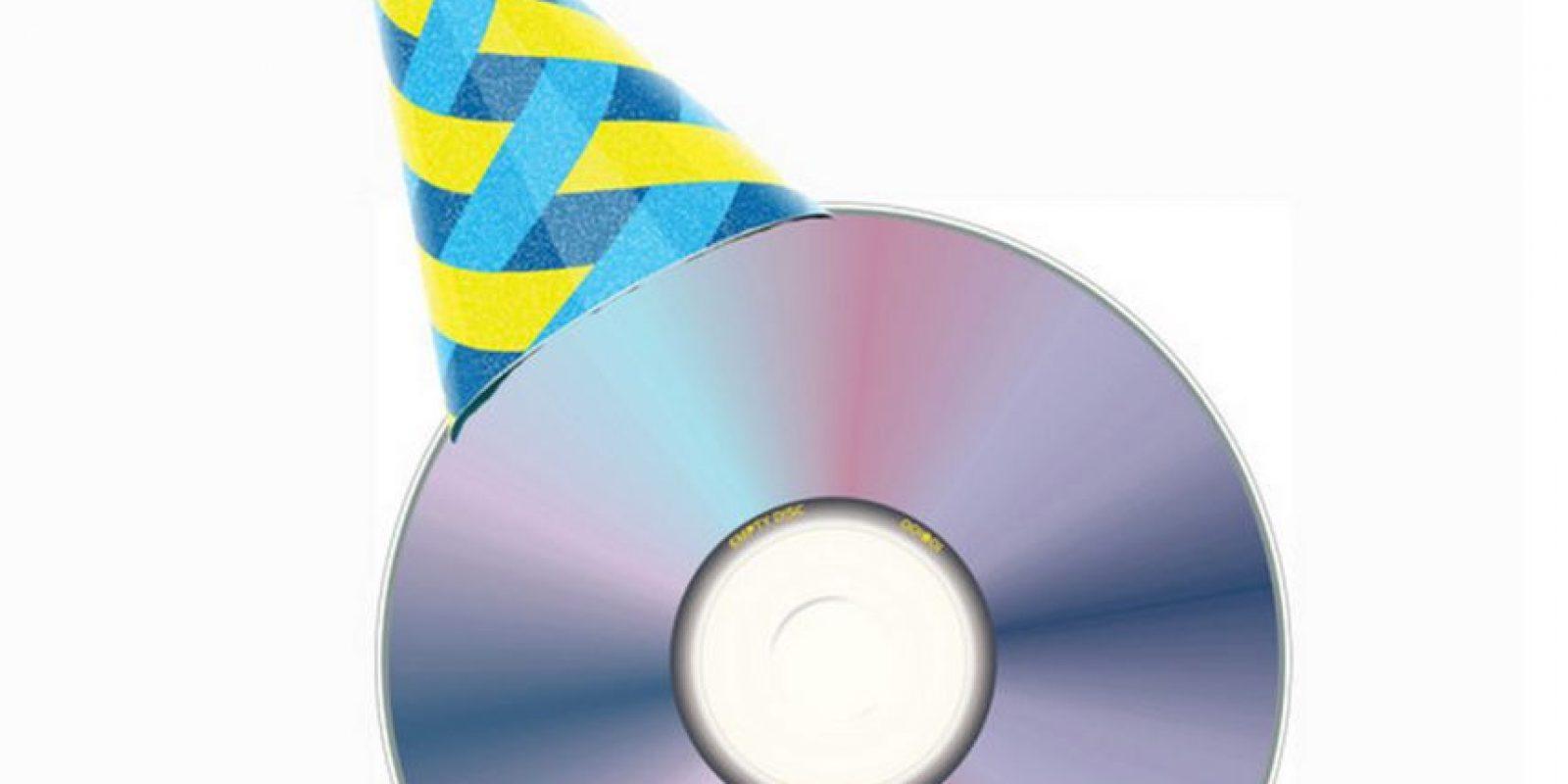 9. Tras su anuncio en 1995, el DVD 1.0 cumplirá 20 años Foto:Thinkstock