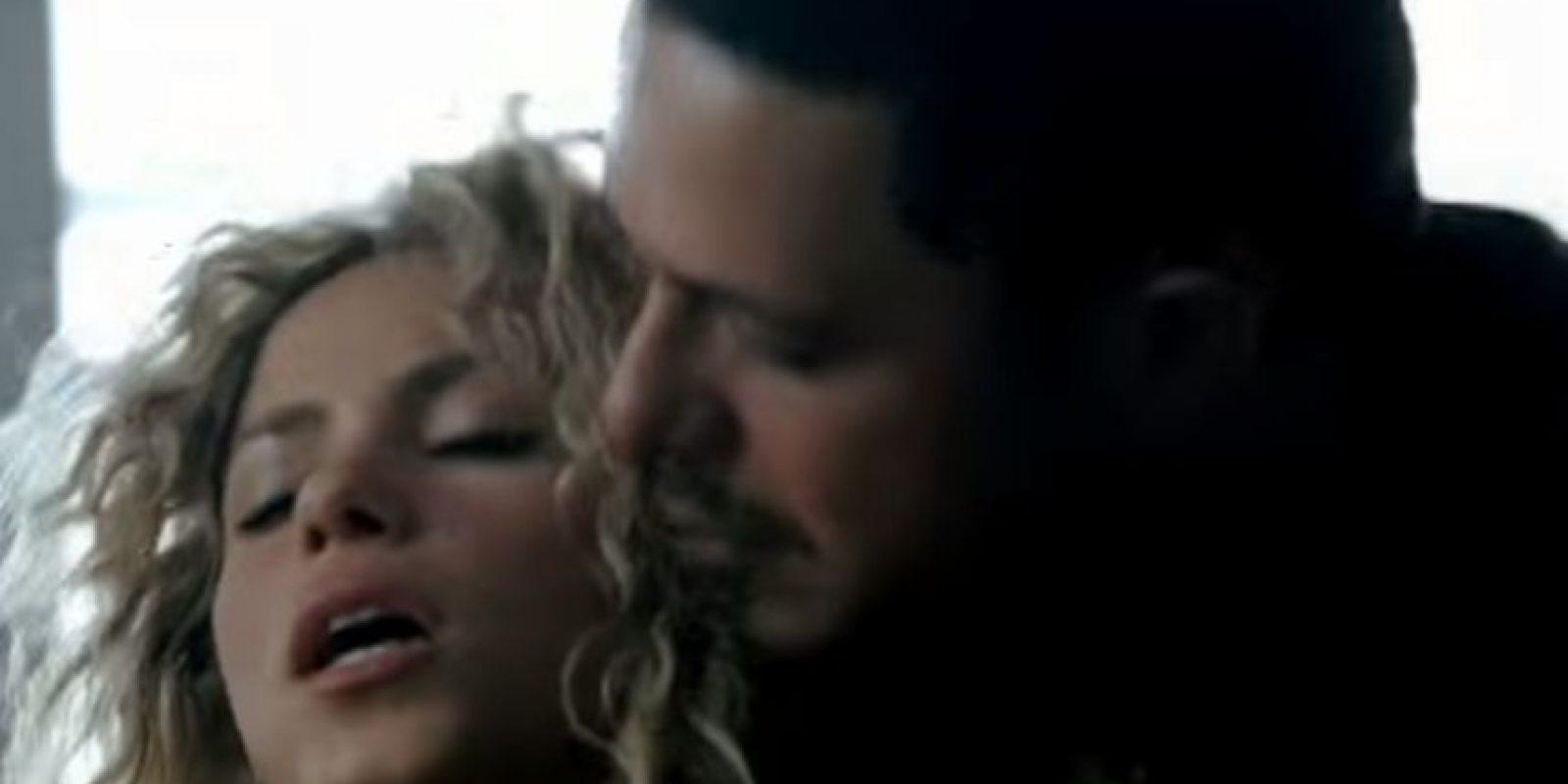 "1. ""La Tortura"" , Shakira feat. Alejandro Sanz Foto:YouTube Shakira"