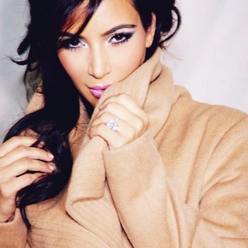Es hija del abogado Robert Kardashian y Kris Jenner Foto:Instagram @kimkardashian