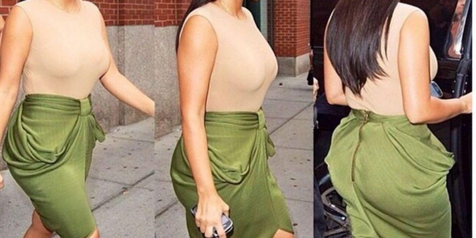 Es una empresaria, modelo y actriz estadounidense Foto:Instagram @kimkardashian