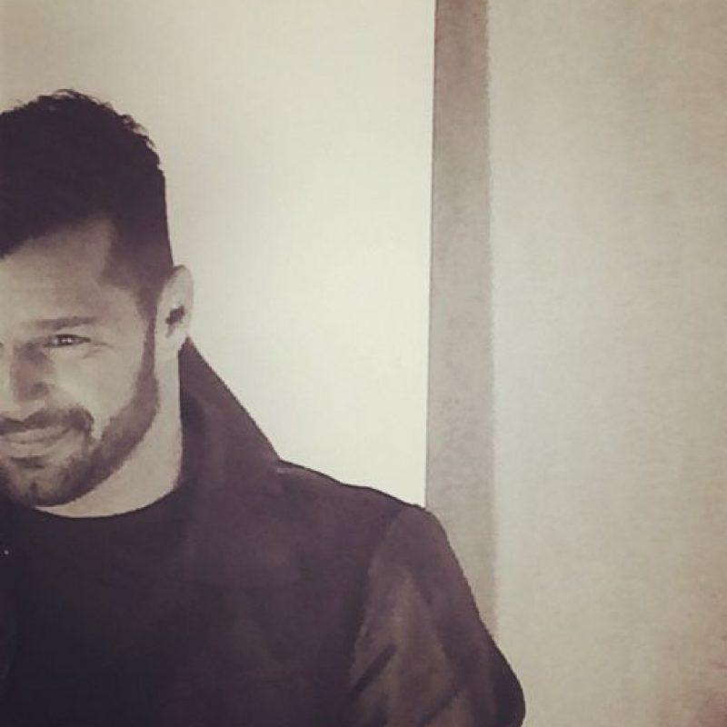 A partir de 1991 se estableció como solista Foto:Instagram @ricky_martin