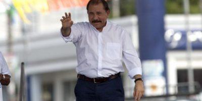 Daniel Ortega, de Nicaragua, vendrá al país Foto:Agencias