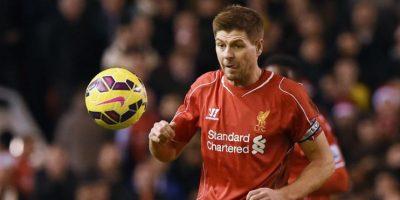 Steven Gerrard ficharía por Los Ángeles Galaxy de la MLS