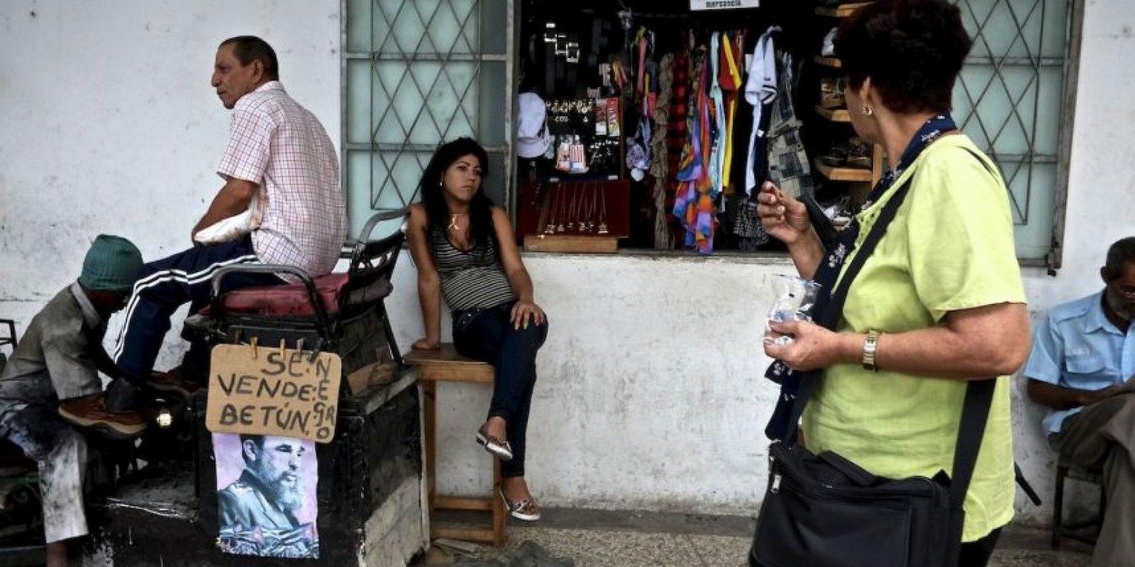 La portavoz agregó que urgirá a Cuba a que cumpla con la liberación de la totalidad de los presos políticos. Foto:Getty
