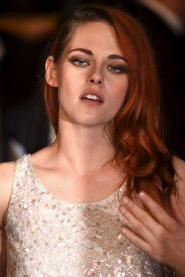 """Conocida por interpretar el papel de Bella Swan en la Saga """"Crepúsculo"""" Foto:Getty Images"""