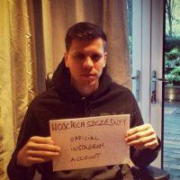 Foto:instagram.com/wojciechszczesny1
