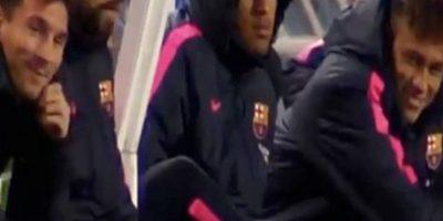 ¿Crisis en el Barcelona? El video de la polémica de Neymar y Messi