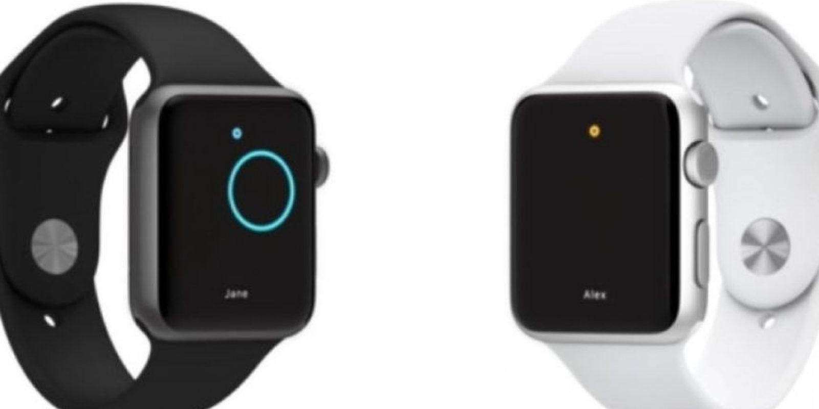 Apple Watch tendrá un precio inicial de 349 dólares aunque todavía no tiene fecha de salida a la venta. Foto:Apple