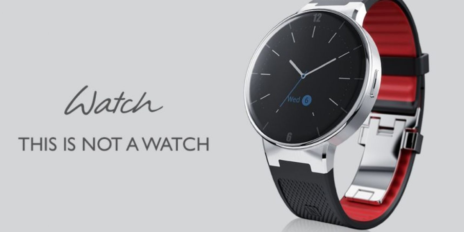 Alcatel OneTouch Watch Foto: Alcatel