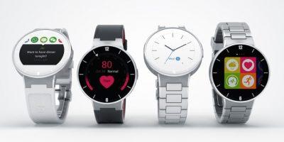 Alcatel OneTouch Watch tendrá un precio de salida de 149 dólares. Foto:Alcatel