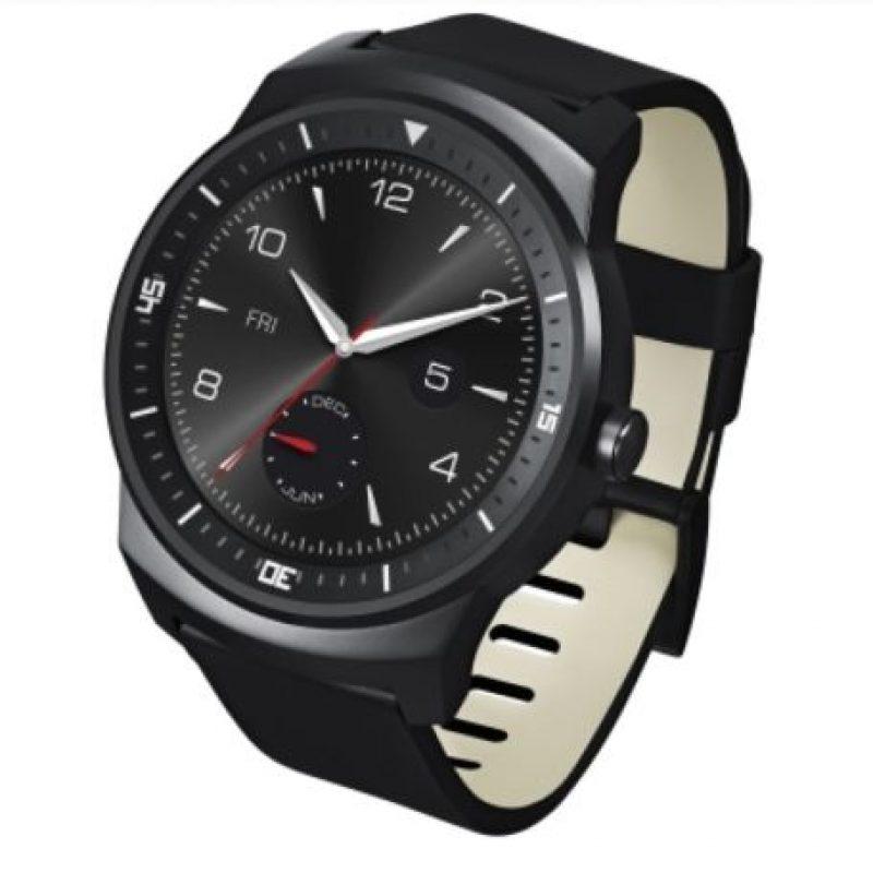 LG G Watch R tiene un precio de 299 dólares. Foto:LG