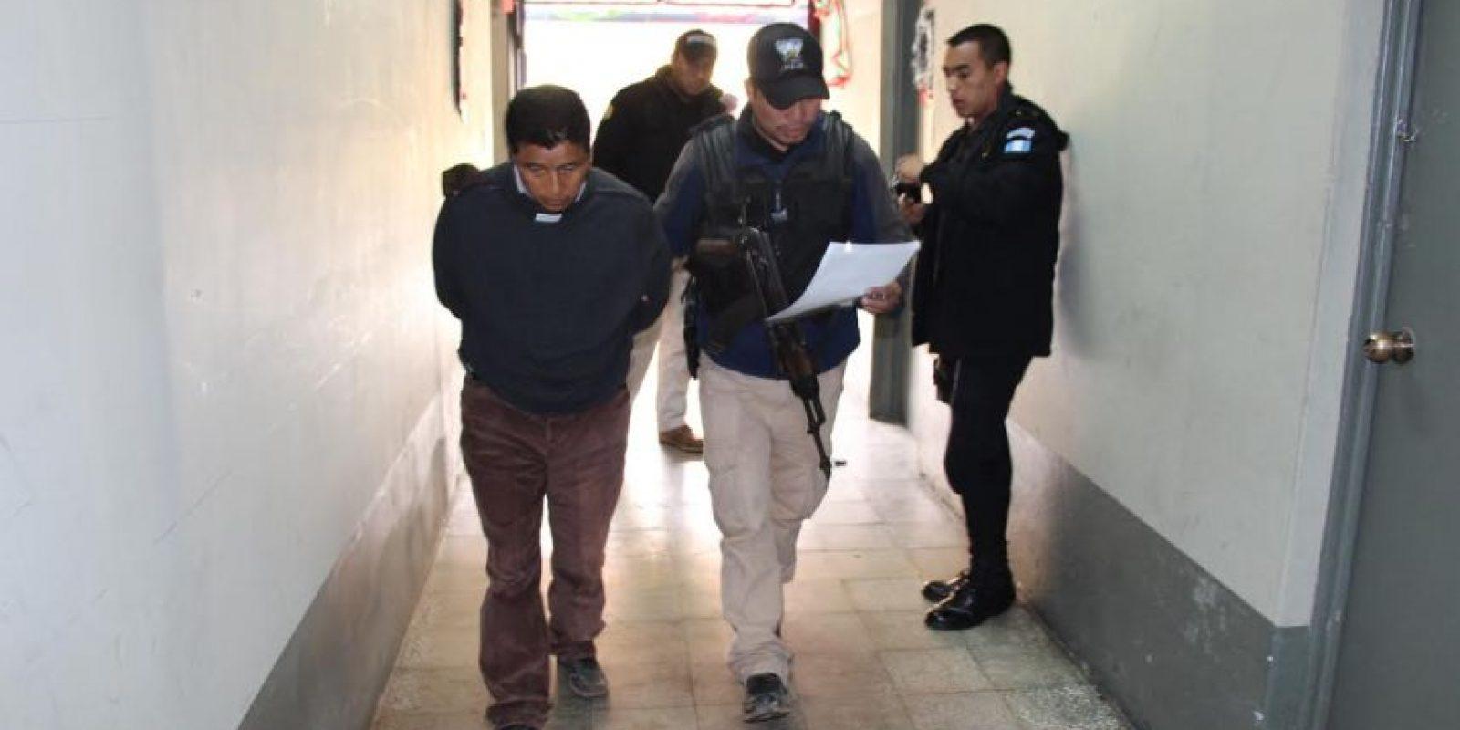 Las detenciones han sido por secuestro. Foto:PNC