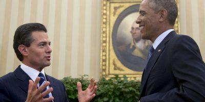 Obama pide ayuda a presidente de México para mejorar relación con Cuba