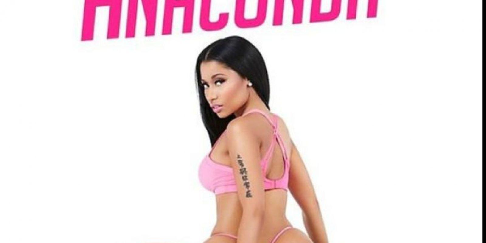 Incluso su portada causó controversia Foto:Instagram