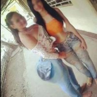 Dos mujeres anónimas en redes sociales. Foto:Twitter