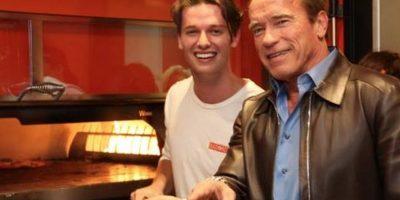 Foto:Facebook Patrick Schwarzenegger