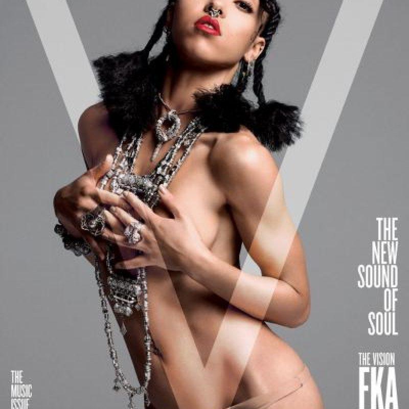 FKA Twigs Foto:vmagazine.com