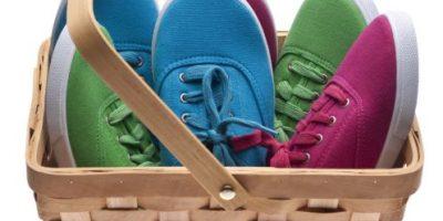 Dona tus zapatos en buen estado para los más necesitados