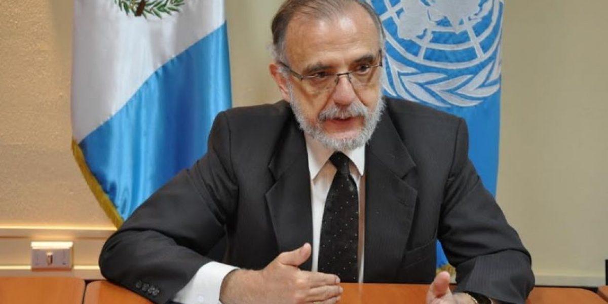 Pérez fija tres meses para decidir continuidad de la CICIG