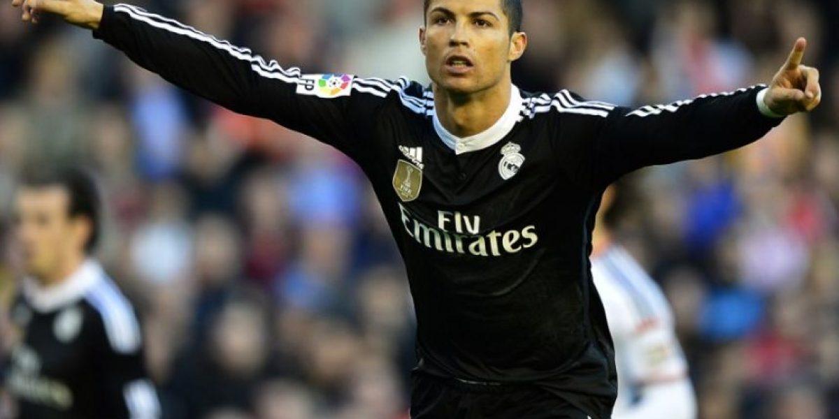 Cristiano Ronaldo y Neymar, entre los 30 deportistas jóvenes más influyentes