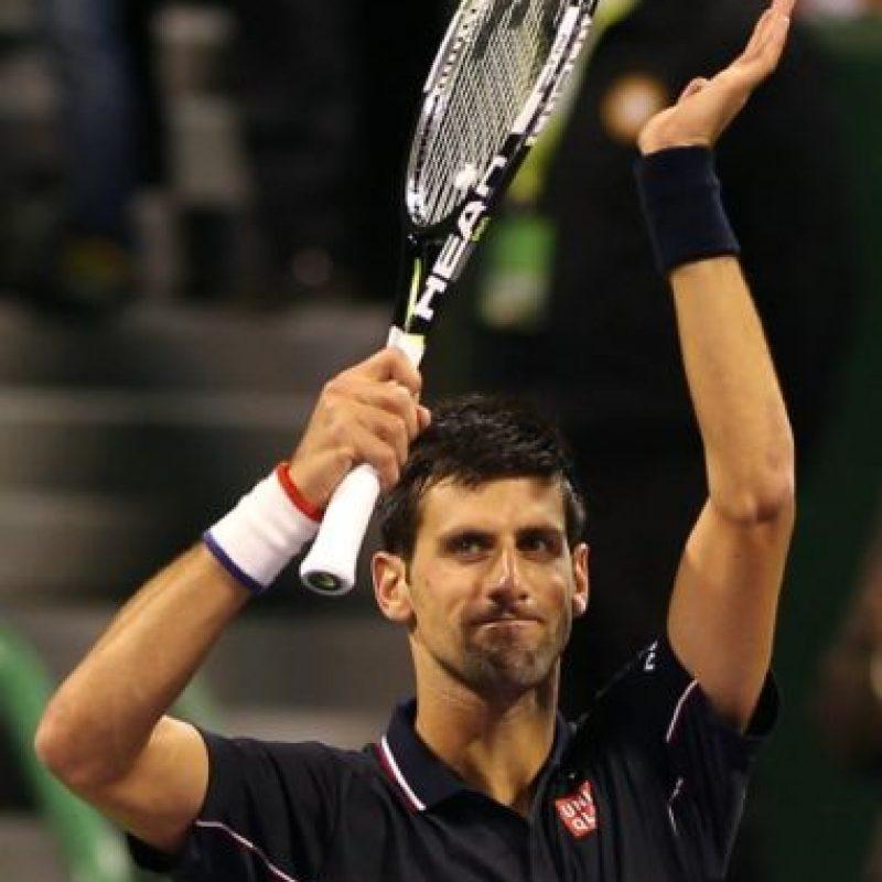 Novak Djokovic Foto:AFP