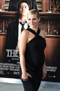 La actriz de 'House of lies' espera a su segundo bebé. Foto:AFP