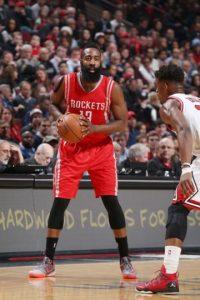 Otros deportistas que aparecene en la lista son: El basquetbolista James Harden Foto:Getty
