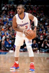 Chris Paul (29), de los Clippers de Los Ángeles
