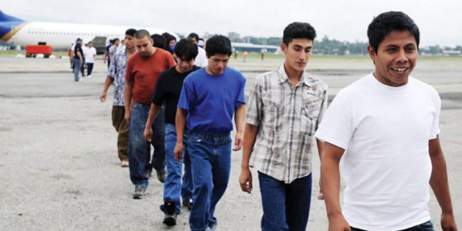 Este año han sido expulsados 281 connacionales de Estados Unidos Foto:Publinews