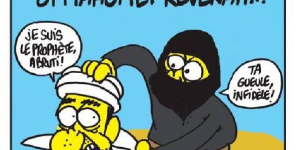 Terrorismo en Francia: Las polémicas portadas del semanario Charlie Hebdo
