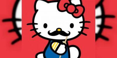 FOTOS. Hello Kitty se lanza a conquistar el mercado masculino