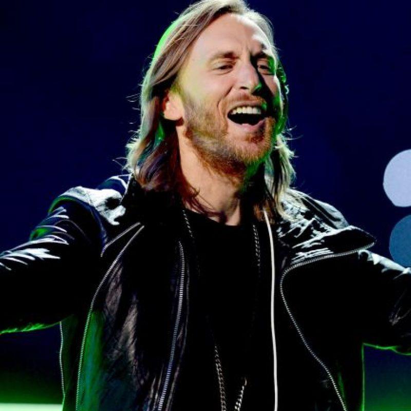 Años más tarde llegarían Guetta Blaster en 2004, Pop Life en 2007, el exitoso One love en 2009 Foto:Getty Images
