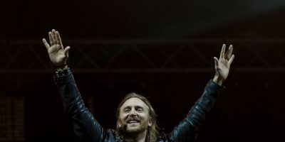 David Guetta Foto: Getty Images
