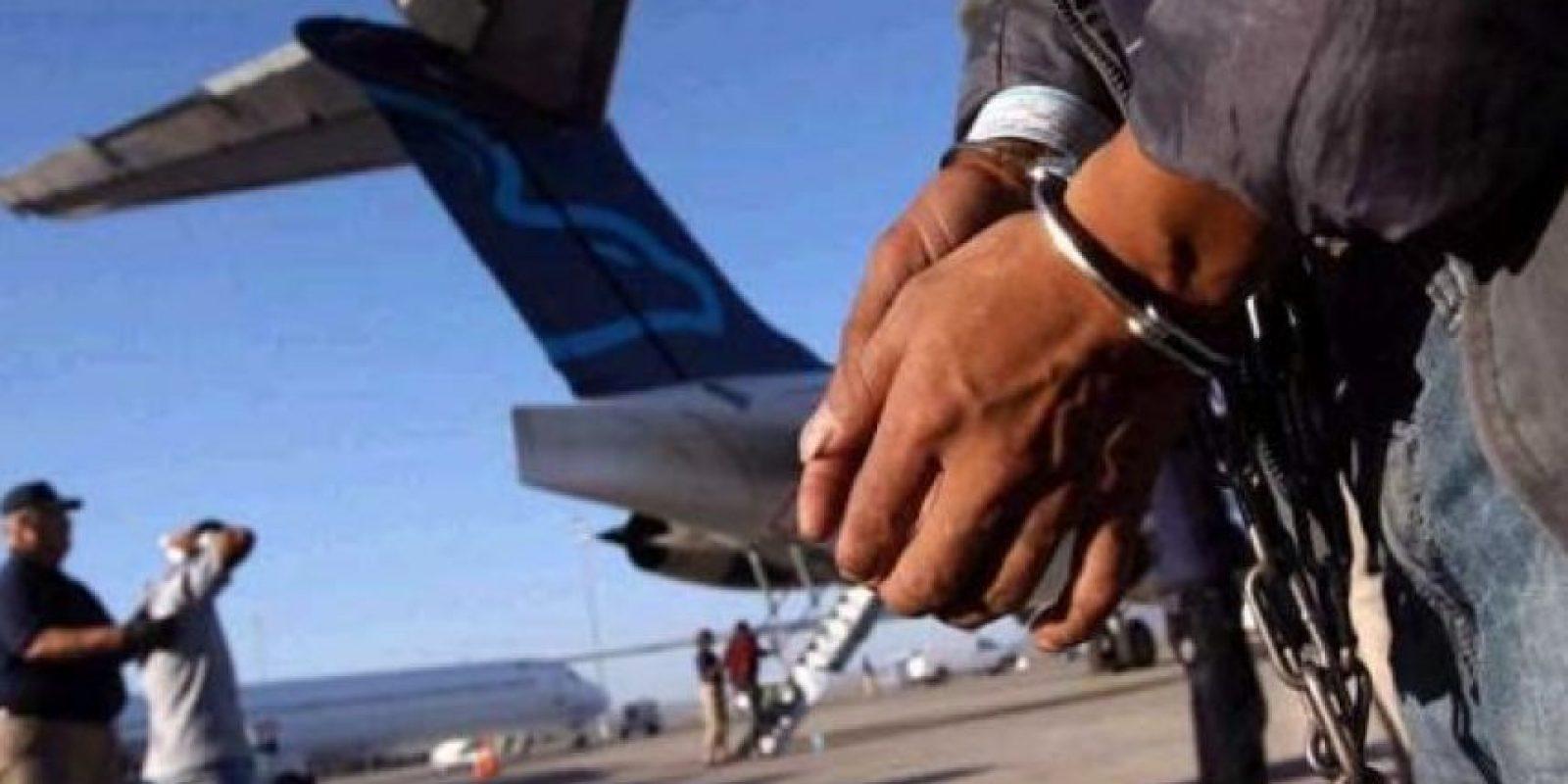 Durante 2014 fueron deportados más de 50 mil guatemaltecos de EE. UU. Foto:Publinews