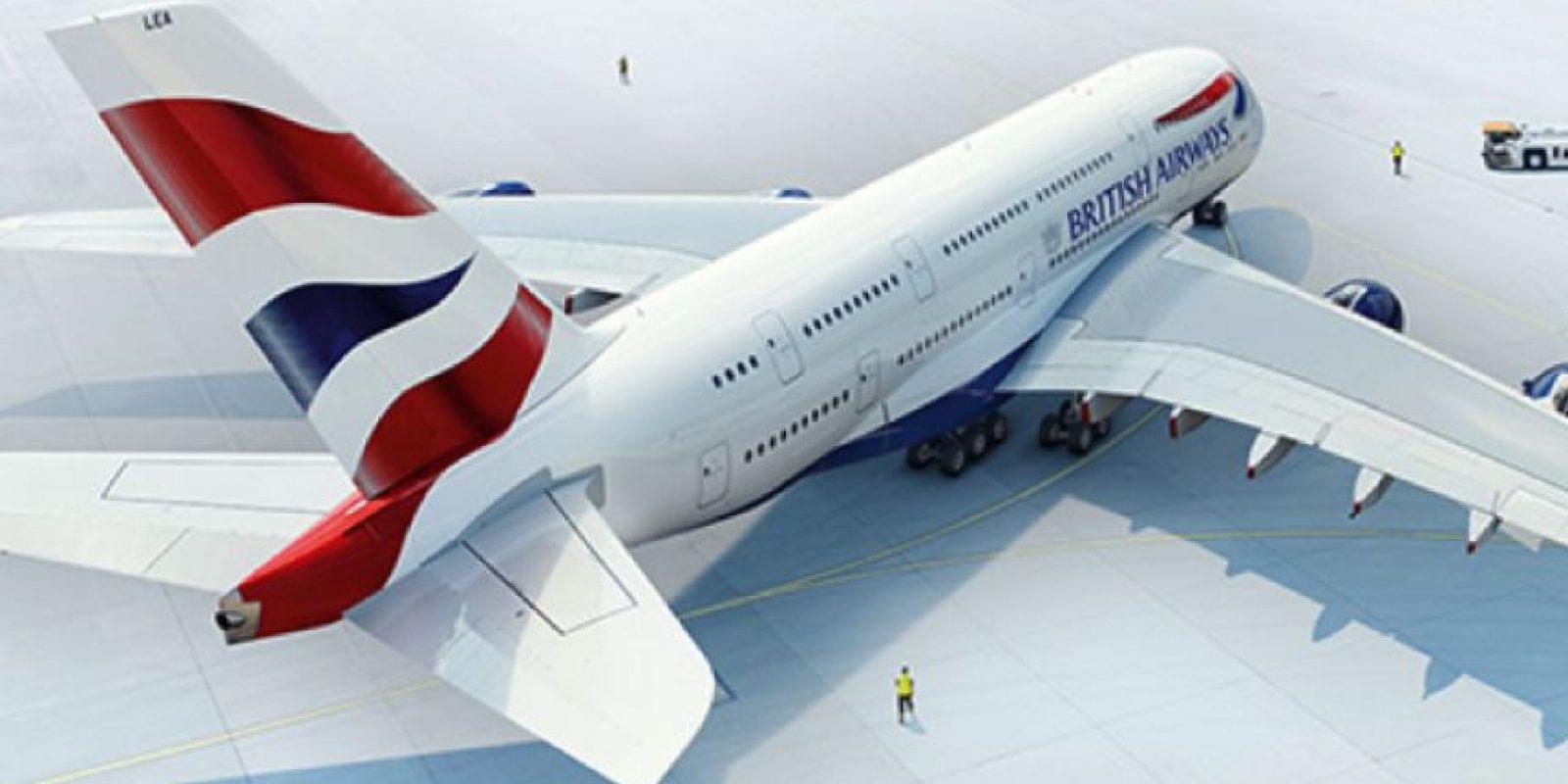 British Airways-Reino Unido Foto:Vía Facebook.com/britishairways