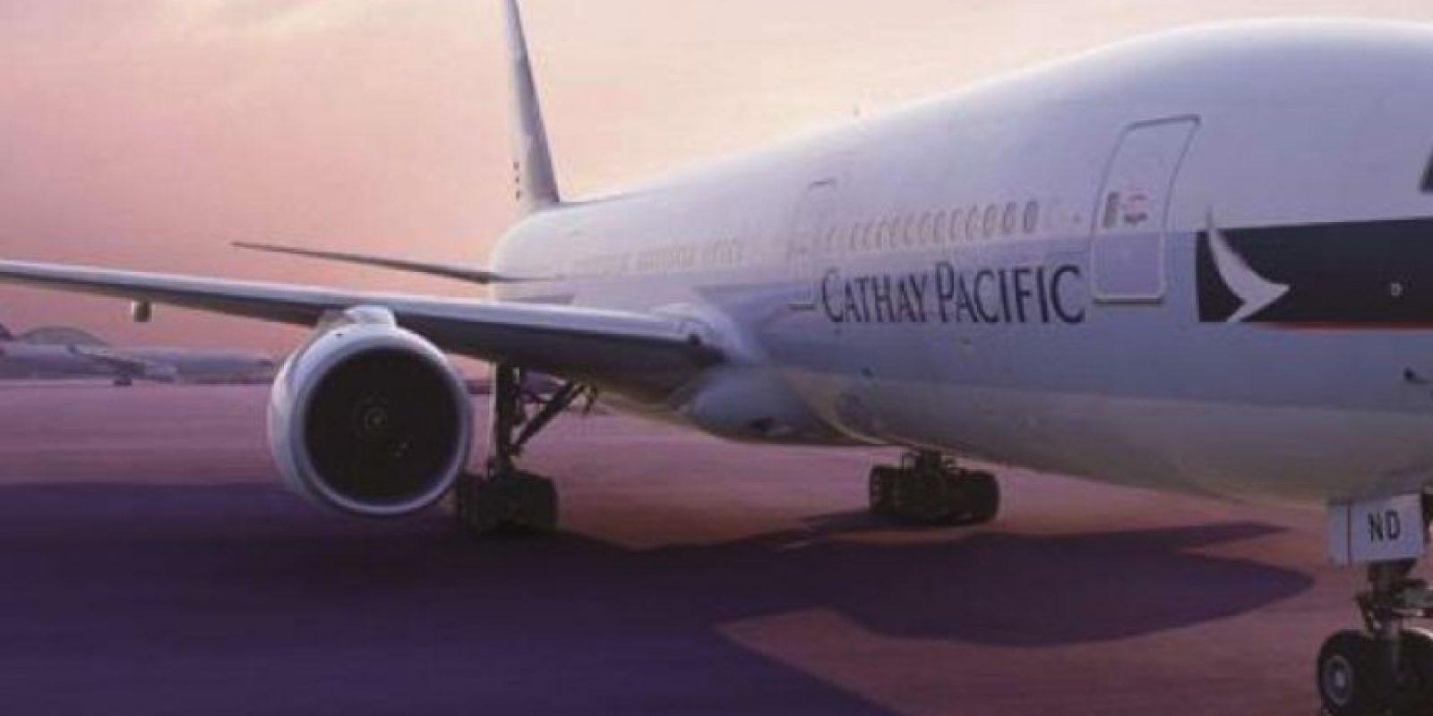 Cathay Pacific Airways-Hong Kong Foto:Facebook.com/cathaypacificLA