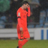 Lionel Messi no figura en la lista